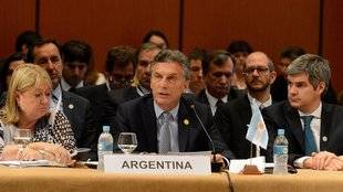 Macri reitera pedido de