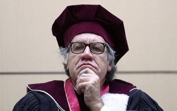 Almagro advierte en Lima que la corrupción amenaza la democracia en América