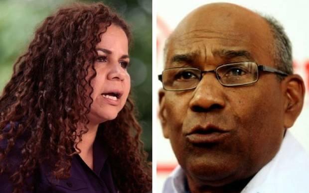 Iris Varela y Aristóbulo Istúriz regresaran a formar parte nuevamente del gabinete Ejecutivo