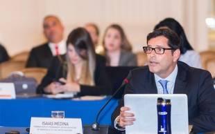 Exdiplomático venezolano denuncia en la OEA que Maduro
