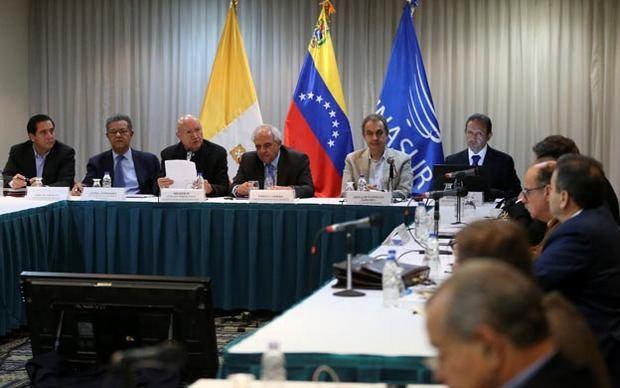 El diálogo venezolano se atasca tras las últimas tensiones