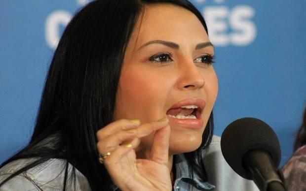 Delsa Solórzano presentó balance de violación de DD HH durante 2017