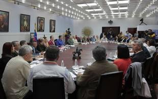 Presidente Maduro acepta diálogo con la oposición propuesto por Zapatero y República Dominicana
