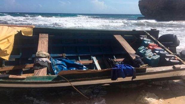 Cuatro personas mueren en Curazao en un accidente de lancha venezolana