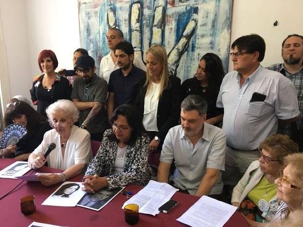 Con enorme alegría las Abuelas de Plaza de Mayo anunciaron la recuperación de la nieta 127