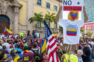 Exilio venezolano envía lista de oficiales Guardia Nacional a Gobierno EEUU