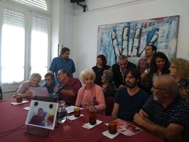 La nieta 129 recuperada por Las Abuelas de Plaza de Mayo vive en España