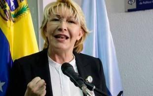 Luisa Ortega asume 'errores' que impidieron frenar autoritarismo en Venezuela