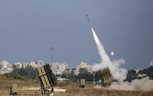 Israel atacó instalaciones de Hamas en respuesta a cohetes lanzados desde Gaza