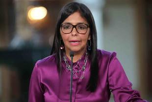 Delcy Rodríguez asegura que oposición está planeando otro episodio de violencia en el país