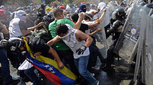 Foro Penal contabiliza 2815 personas detenidas durante protestas