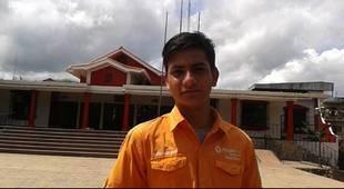 Reportan adolescente herido de bala durante protesta en Turmero