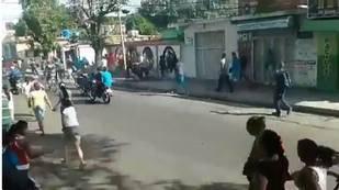 Continúan los saqueos en Santa Rita de Maracay