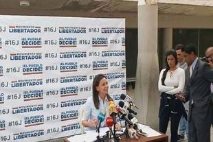 Resultados de referendo opositor se conocerán al final de jornada