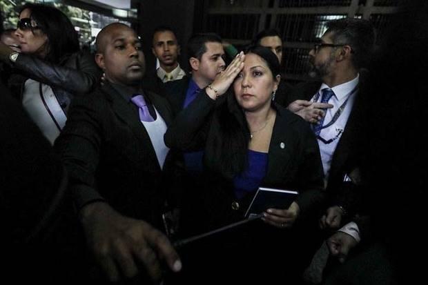 Fiscales iberoamericanos vetaron a Katherine Haringhton por ilegal