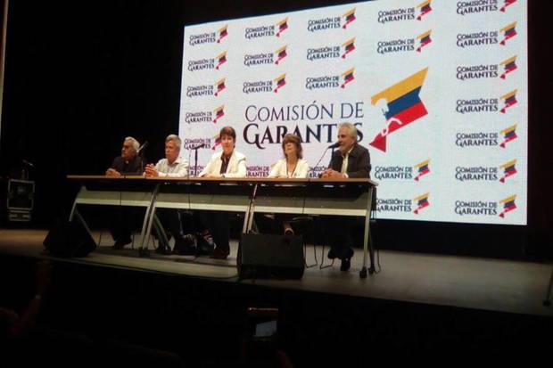 Más de 7 millones de venezolanos participaron en la Consulta popular de la MUD