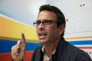 Capriles no descarta que países europeos se unan al diálogo