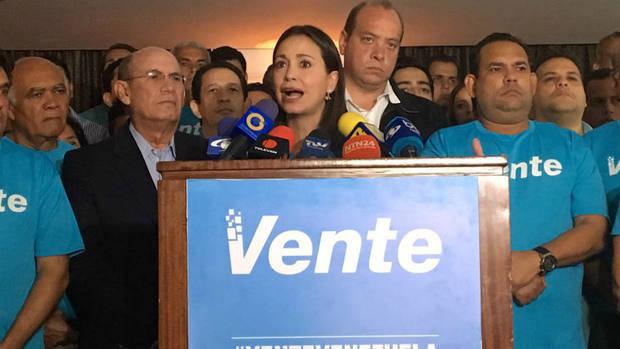 Vente Venezuela se separa de la MUD y no participará en comicios regionales