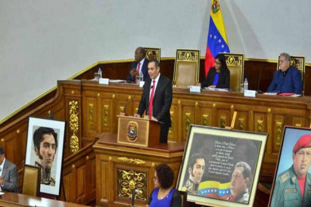 ANC ratifica en sus cargos a autoridades del TSJ y al rector del CNE Luis Emilio Rondón