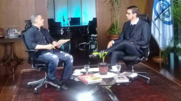 Tarek William Saab sostuvo que Guevara instigó al desconocimiento del Estado venezolano