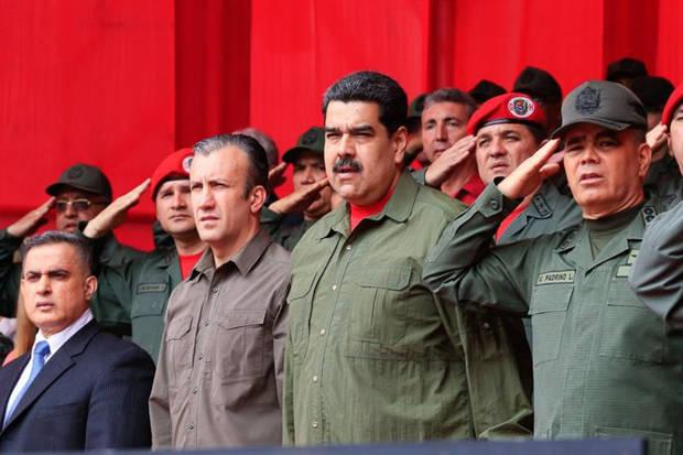 Maduro pidió aplicar Ley Contra el Odio 'con mano dura'