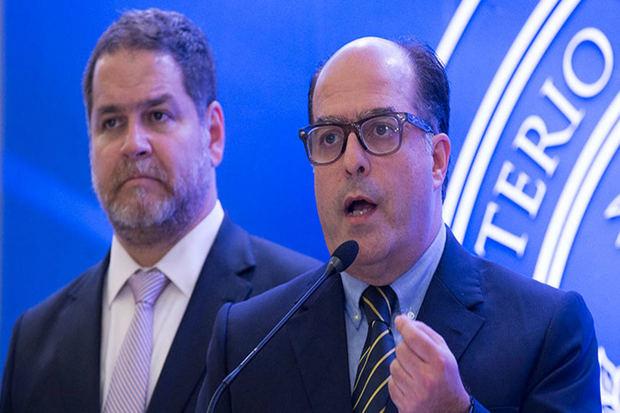 """Julio Borges sobre diálogo: """"No hay acuerdos ni preacuerdos con el gobierno"""""""
