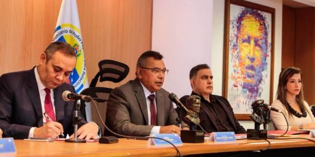 Néstor Reverol anunció que se reformarán leyes penales