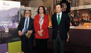 Castilla y León centrará su oferta en Intur en la sostenibilidad como sinónimo de 'calidad'