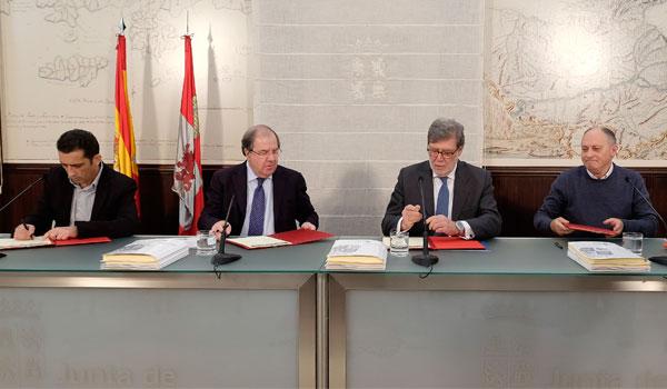 El Consejo del Diálogo Social firma nueve acuerdos que movilizarán 231 millones de euros