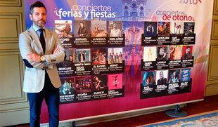 Raphael, Morat, El Barrio, Brian Cross, Sidecars, La M.O.D.A. y Xoel López actuarán en las fiestas de Salamanca