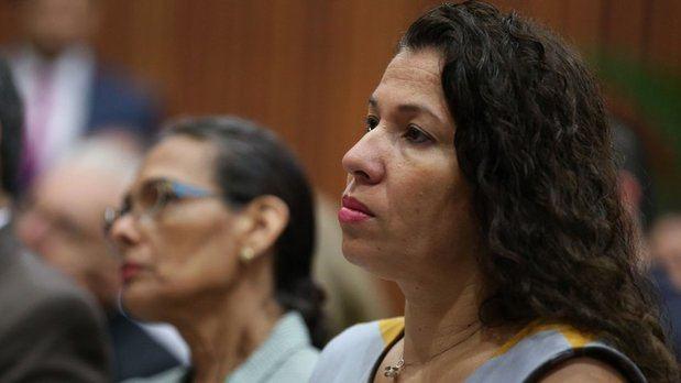 Tania D´amelio: La MUD no podrá hacer el proceso de renovación porque cursa una querella penal