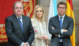 Herrera elogia la 'obligada y acertada' dimisión de Cifuentes