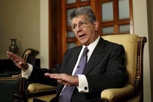 Ramos Allup sostuvo que el gobierno no está interesado en dialogar
