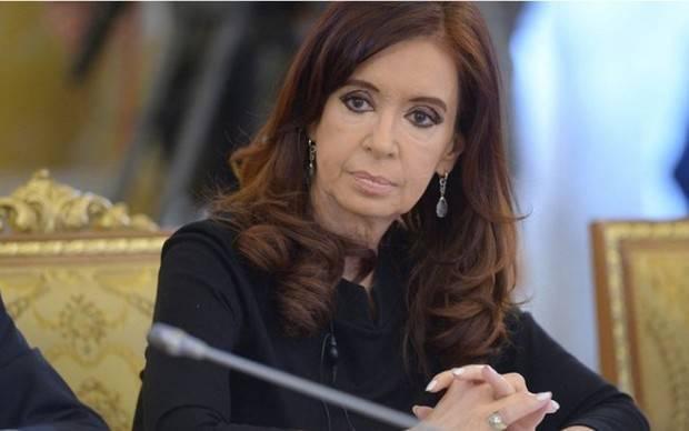 Cristina Fernández reconoció que en Venezuela no hay Estado de derecho