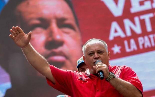 Diosdado Cabello aseguró que aperturar un canal humanitario facilitaría una invasión a Venezuela