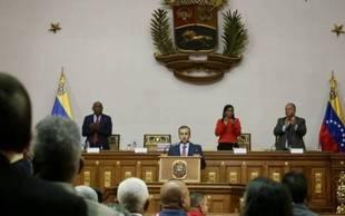 ANC aprobó presupuesto del año 2018 por 36 billones de bolívares