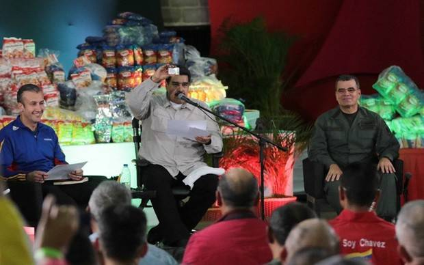 Maduro expresó a Santos que la revolución bolivariana será su pesadilla por 100 años
