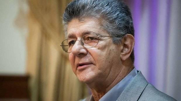 Ramos Allup: No nos vamos a doblegar en la lucha por Venezuela
