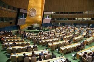 ONU pide a países latinoamericanos protección temporal a venezolanos