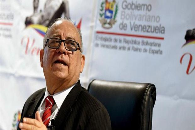 """España declara """"persona non grata"""" a embajador de Venezuela y le da 72 horas para abandonar el país"""