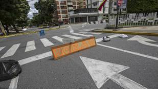 Continúa el paro general en Venezuela tras 2 muertos y 159 detenidos este miércoles