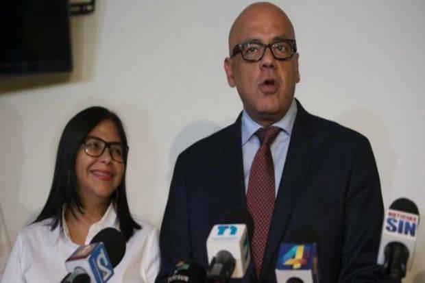 Rodríguez entregó a mediadores propuesta para retomar el diálogo