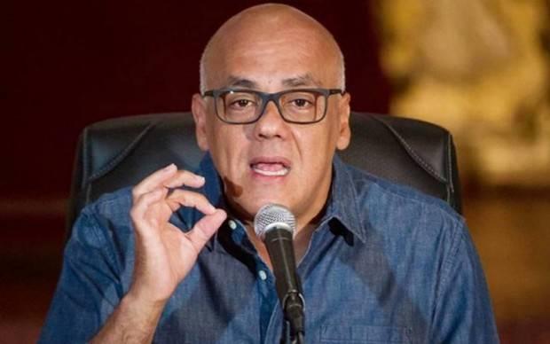 Jorge Rodríguez aseguró que San Vicente y las Granadinas será el sexto acompañante del diálogo
