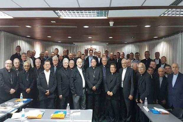 Conferencia Episcopal de Venezuela tiene una nueva directiva