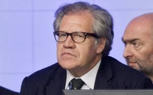 Almagro reclama en la ONU que se actúe contra el Gobierno venezolano