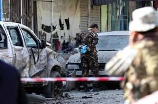 Ataques a dos mezquitas chiitas han dejado más de 40 muertos en Afganistán