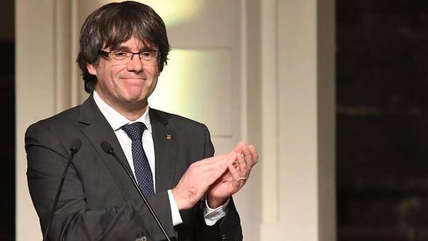 """Puigdemont: """"Debemos tener confianza y ser fuertes, porque ganaremos"""""""
