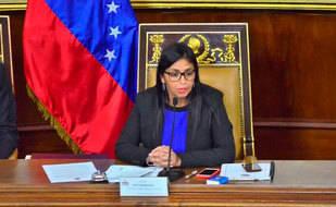 Delcy Rodríguez afirma que Parlamento no fue disuelto
