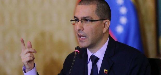 Canciller Arreaza rechazó el bloqueo de EEUU contra Cuba