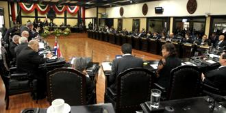Congreso de Costa Rica pide invocar Carta Democrática de la OEA a Venezuela